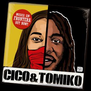 1st Album Cico & Tomiko