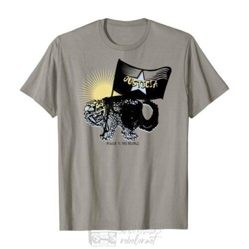 Jagua de la Justicia /Justice dog  T-Shirt