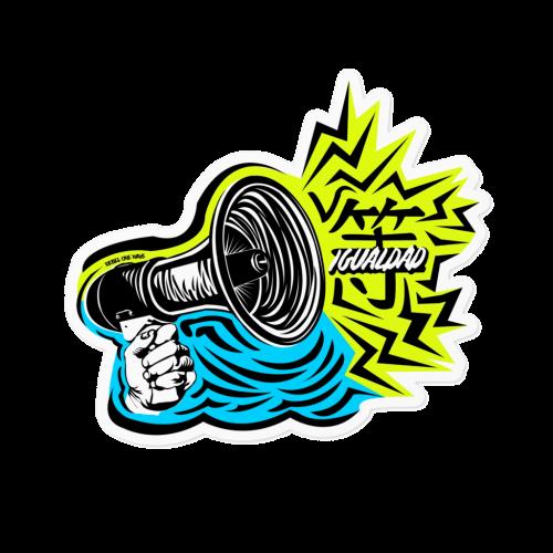 IGUALDAD/ 等 Sticker
