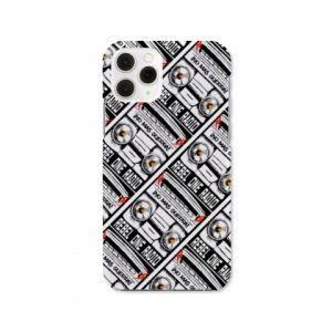 No Mas Guerra iPhone Case
