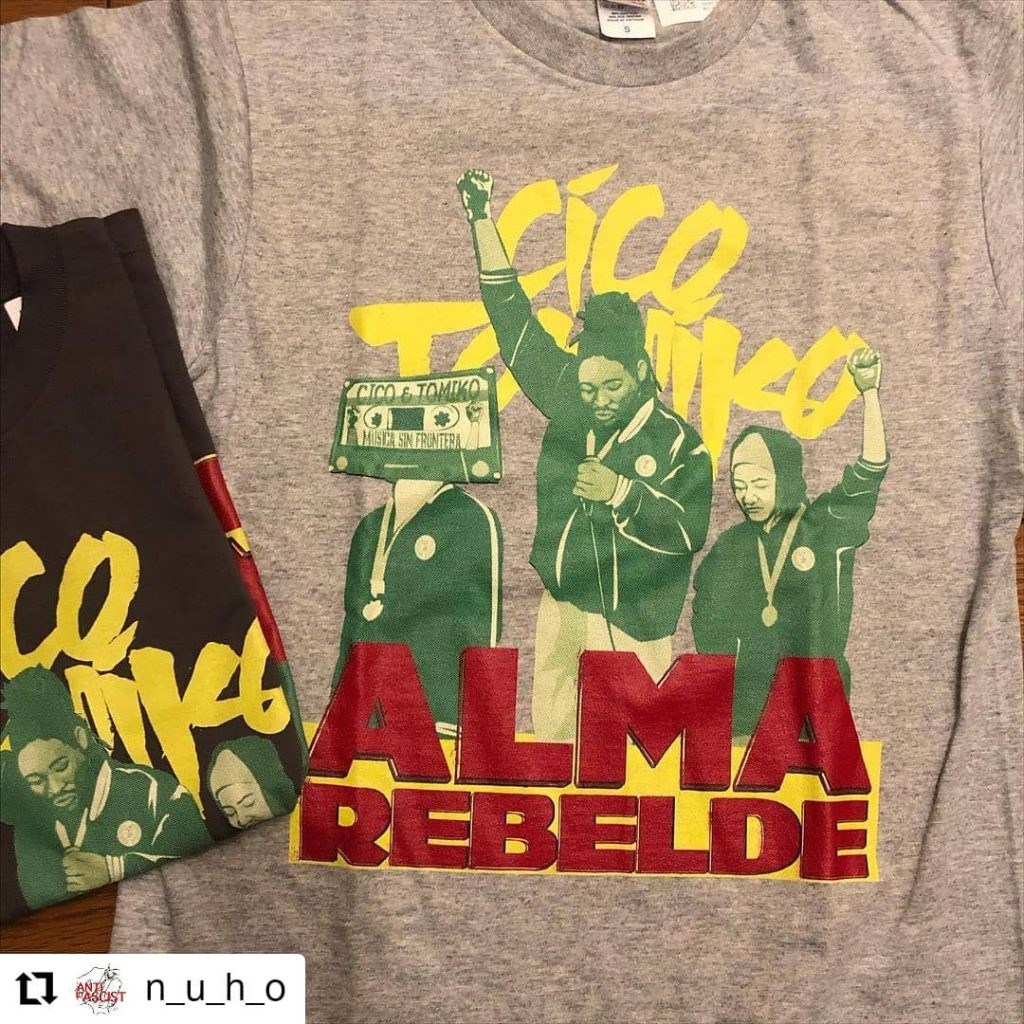 Alma rebelde / Cico & Tomiko