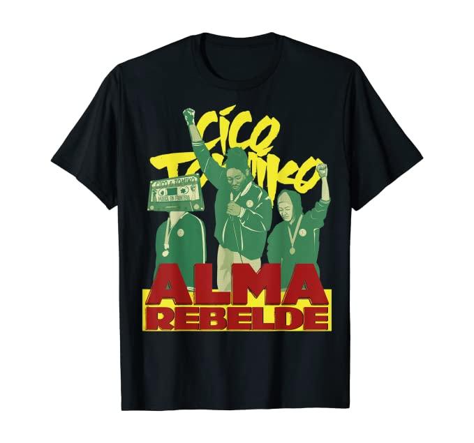 Cico & Tomiko / alma Rebelde T-shirts