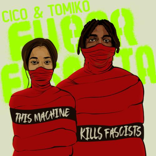 Artwork for Cico & Tomiko – Fuera Fascista