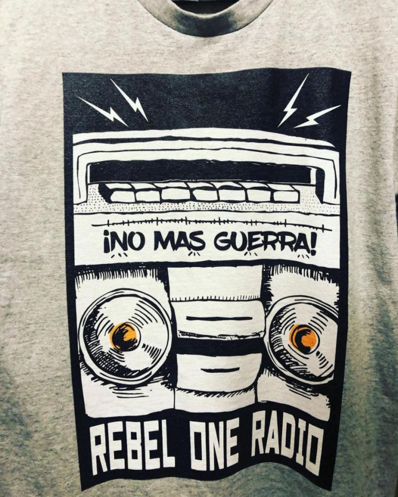 Rebel One Radio Tee