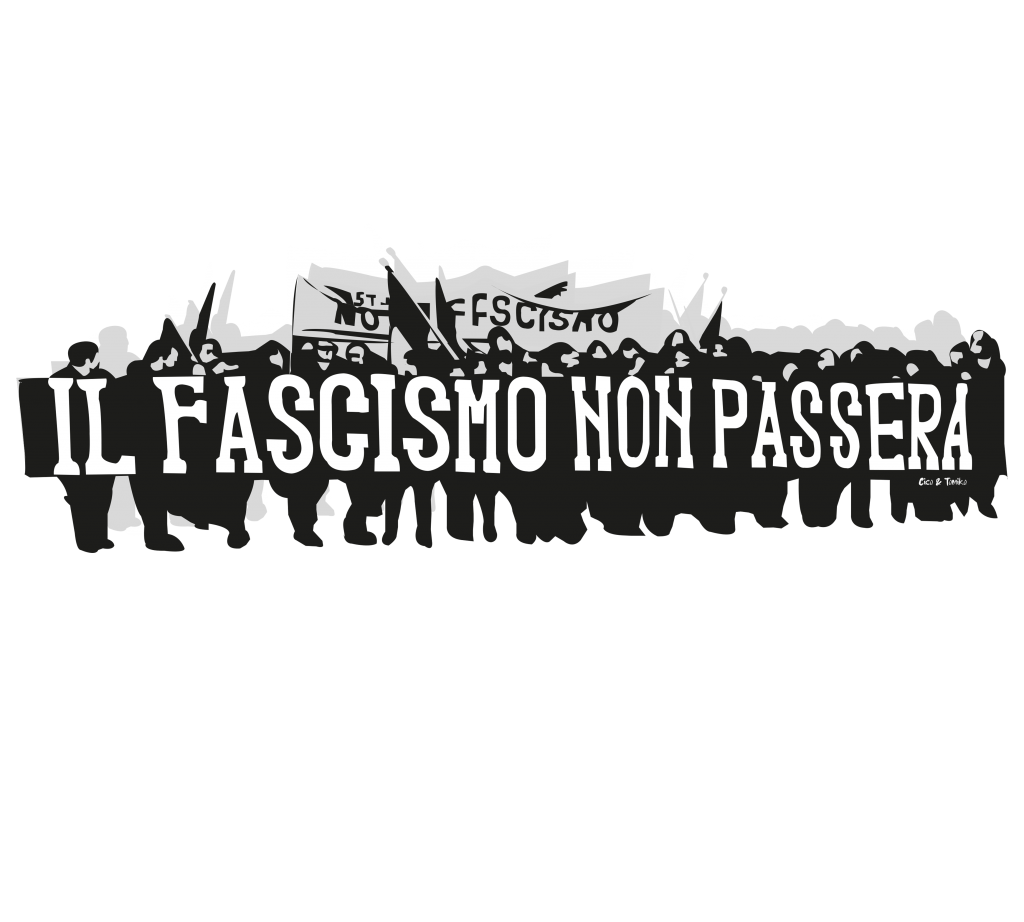 Fuera Fascista