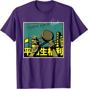 Make some noise! Cacerolazo Purple