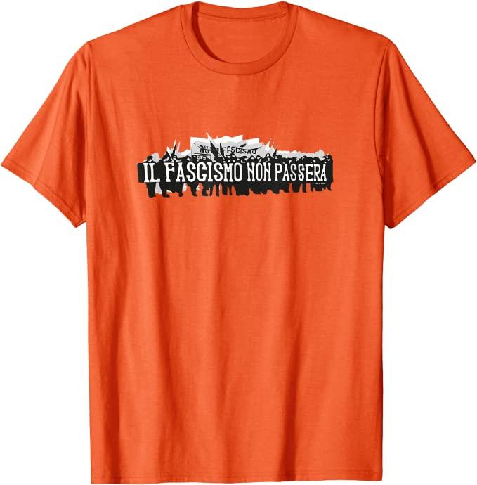 Cico & Tomiko - No Pasaran T-shirts