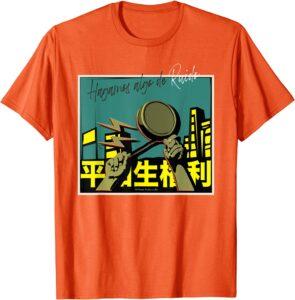 Make some noise! Cacerolazo Orange