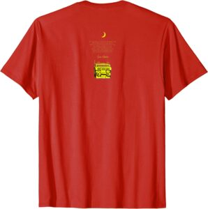 IGUALDAD! Two sided T-Shirt RED