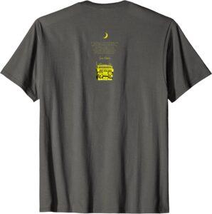 IGUALDAD! Two sided T-Shirt Adphalt