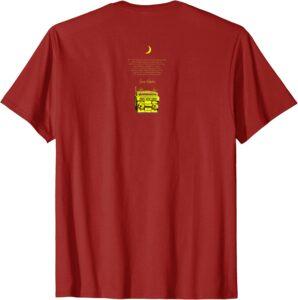 IGUALDAD! Two sided T-Shirt Cranberry