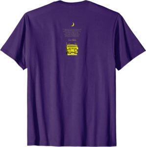 IGUALDAD! Two sided T-Shirt Pilple