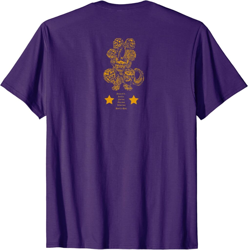 Jagua de la Dignidad Purple