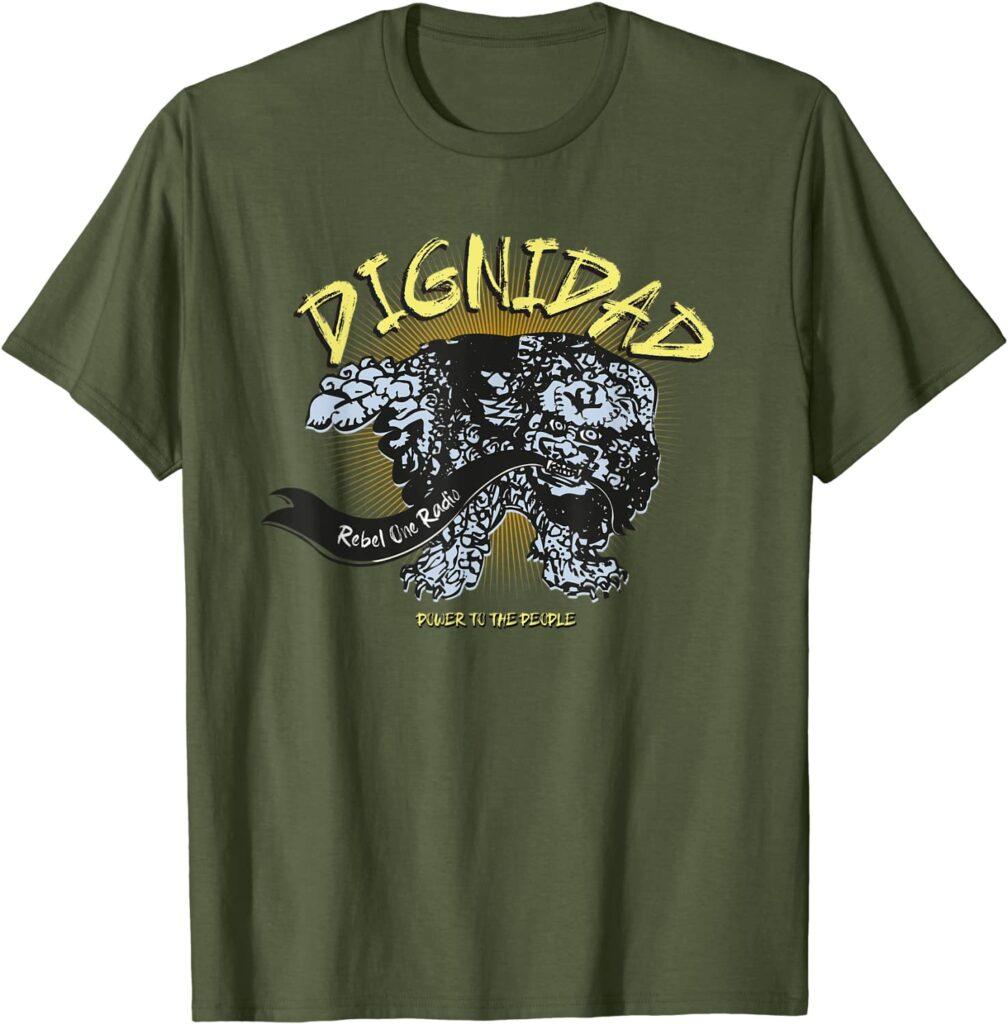 Jagua de la Dignidad Olive