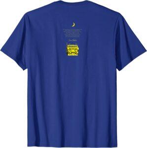 IGUALDAD! Two sided T-Shirt Blue