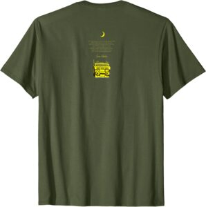 IGUALDAD! Two sided T-Shirt Olive