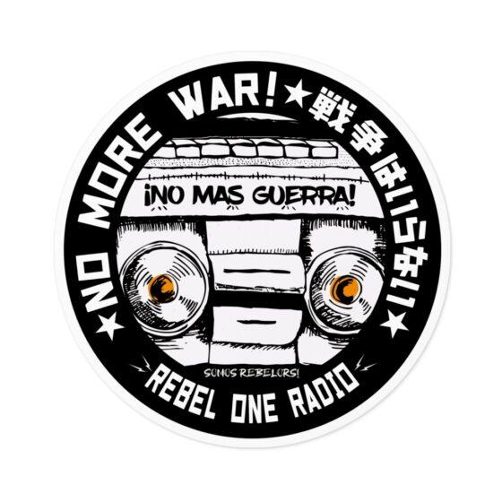 No mas Guerra