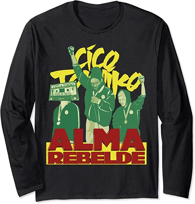 Alma Rebelde LS tee