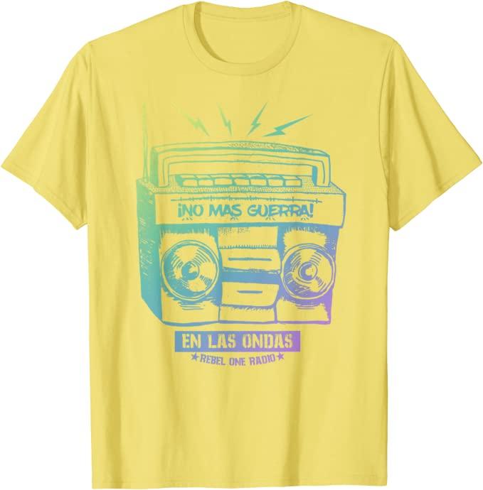 Radio no mas guerra
