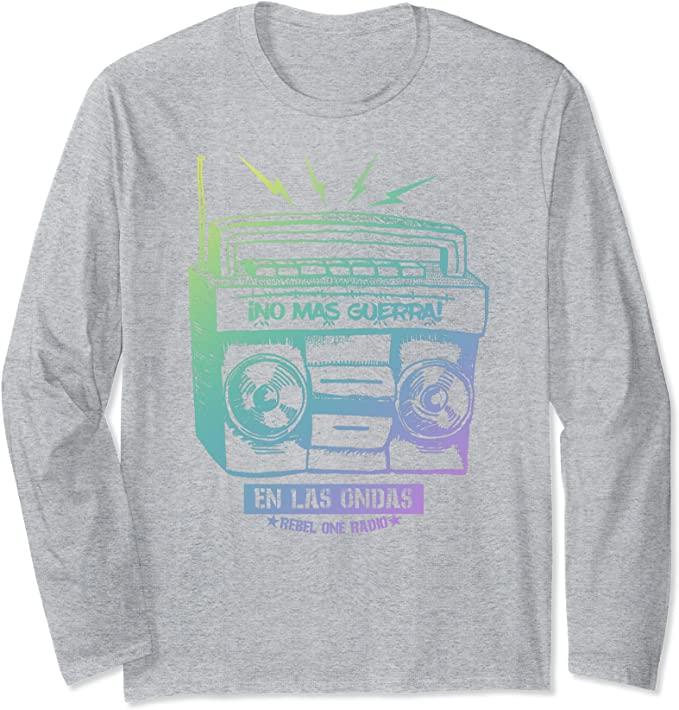 Radio no mas guerra LS
