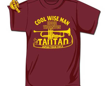 Eddie Tantan Thornton T-shirts
