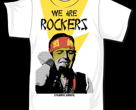 Joe Strummer T-shirts