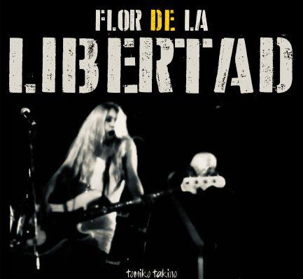 『Flor de la Libertad – Tomiko Takino』Out Now!