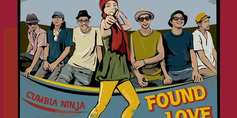 CD: ROJO REGALO / FOUND LOVE